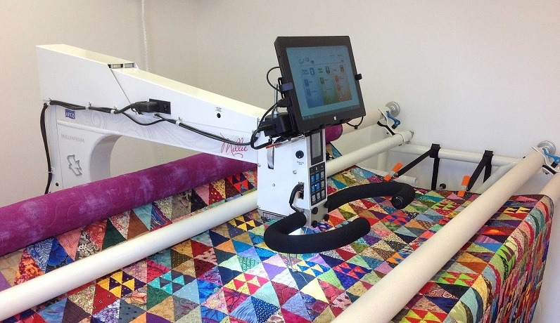 Longarm-quilting-machine