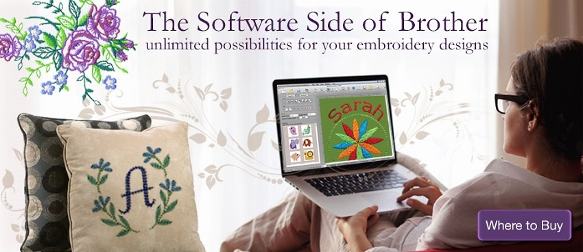 Best Embroidery Software In 2018 Brother Singer Embrilliance