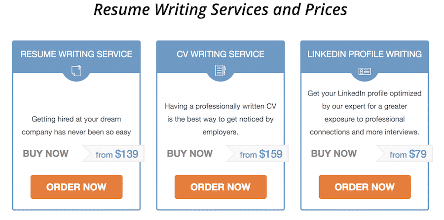 Best Resume Writing Services Reviewed 2020 Update Vault50