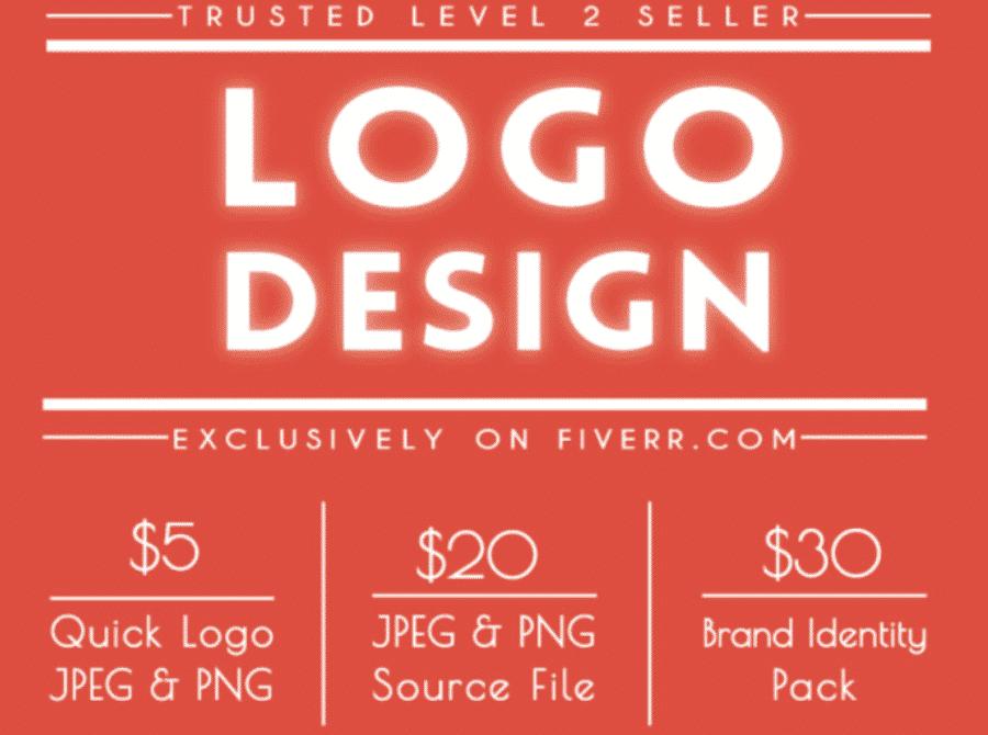 fiverr logo design gig