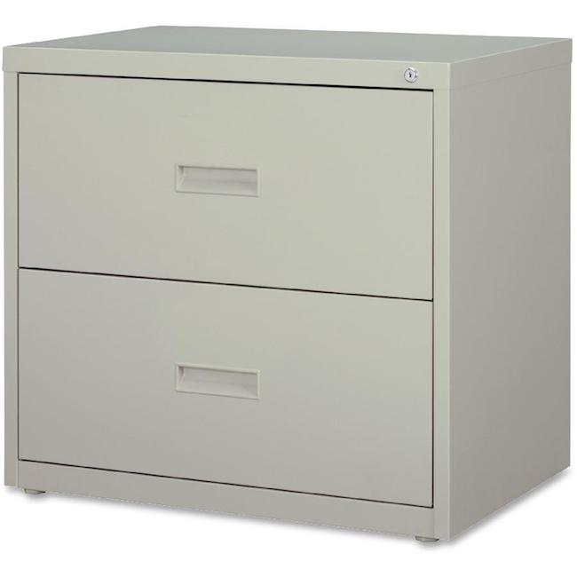 Lorell 60558 Two-Drawer, 30-inch Cabinet