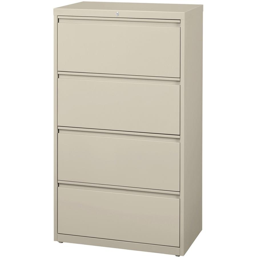 Mayline HLT364 36-inch 4-Drawer Cabinet