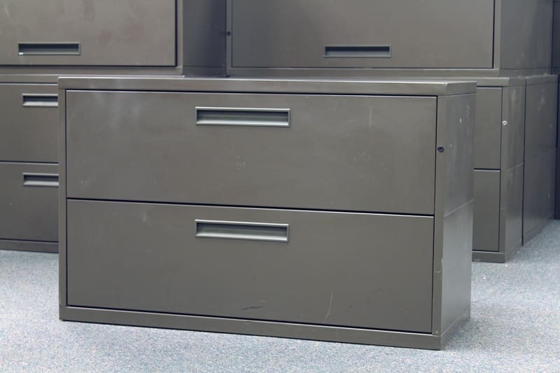 Lateral File Cabinet For Home Or Office