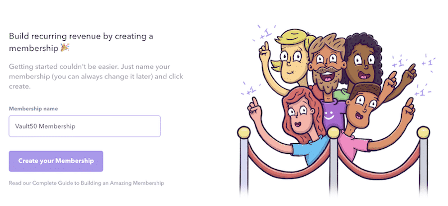 podia membership