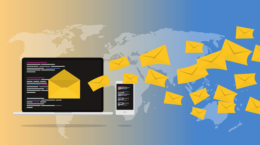 email marketing with Podia