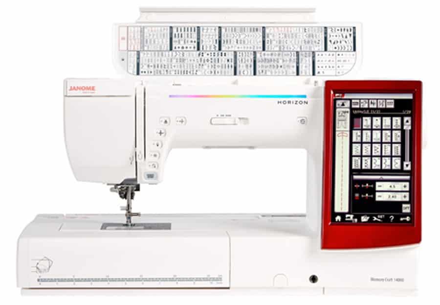 Janome Horizon MC14000