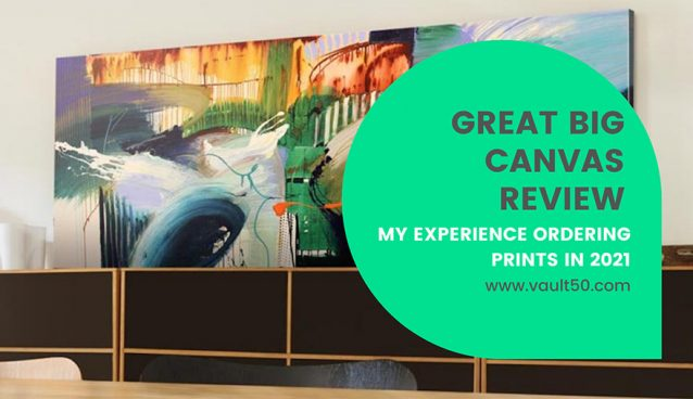 great big canvas review