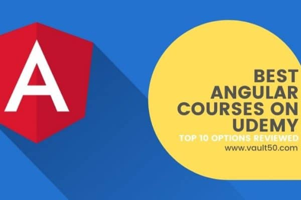 Best angular course on udemy