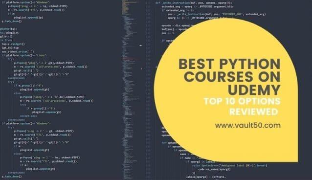 best python course