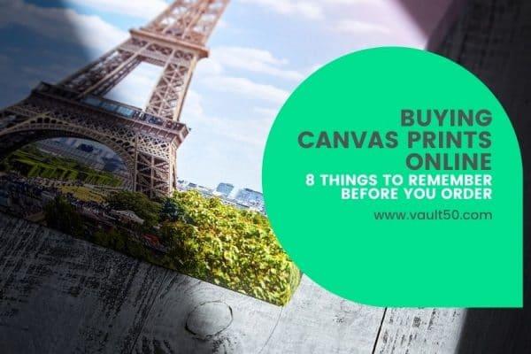 canvas print guide
