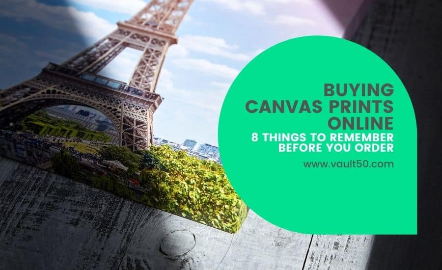 canvas print guide