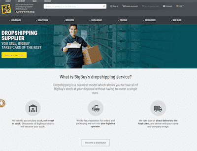 Dropshipping-supplier-BigBuy-Thousands-of-products-in-stock