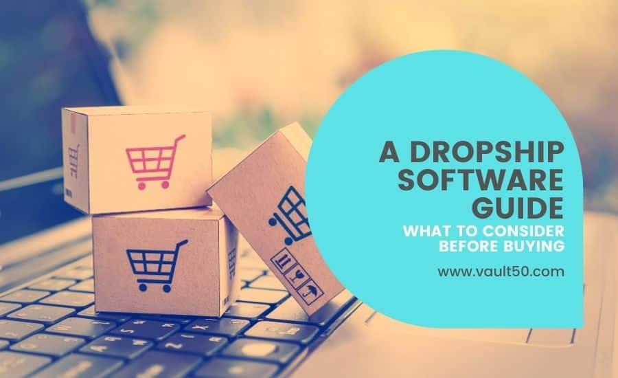 drop ship software