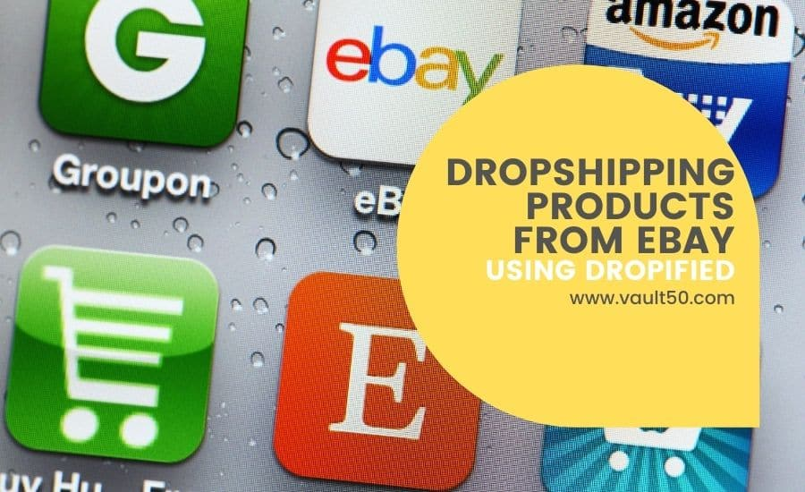 dropified and ebay