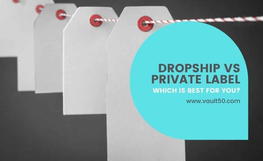 dropshiping private label