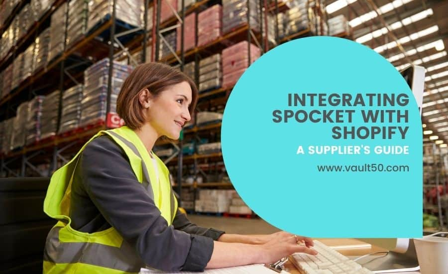 spocket and shopify